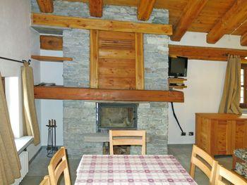 Chalet Casot Brusa - Piemont - Italien