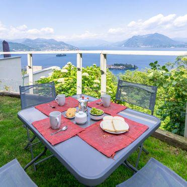 Innen Sommer 3, Chalet Ca' delle Isole, Stresa, Lago Maggiore, Piemont, Italien