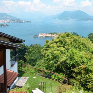 Außen Sommer 31 - Hauptbild, Chalet Ca' delle Isole, Stresa, Lago Maggiore, Piemont, Italien