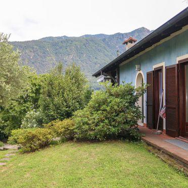 Außen Sommer 2, Chalet Sule Colline Casalesi, Casale Corte Cerro, Lago Maggiore, Lombardei, Italien
