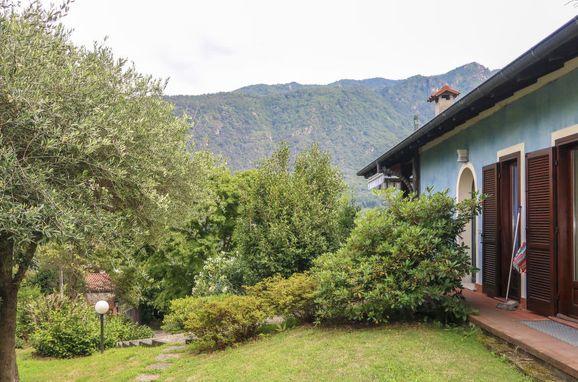 Außen Sommer 1 - Hauptbild, Chalet Sule Colline Casalesi, Casale Corte Cerro, Lago Maggiore, Lombardei, Italien