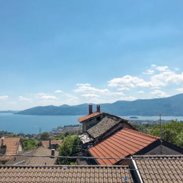 Außen Sommer 3, Rustico Cinzia, Arizzano, Lago Maggiore, Piemont, Italien
