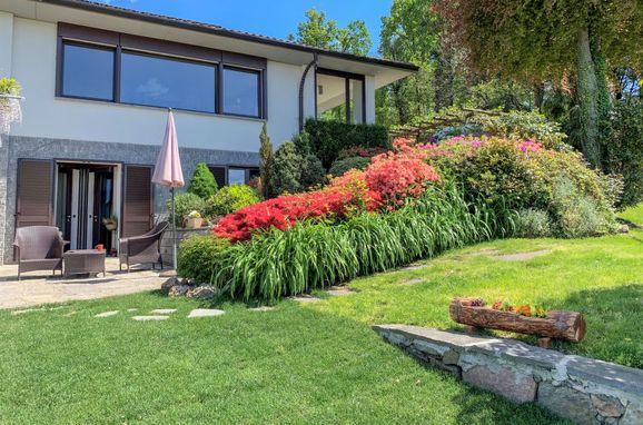Außen Sommer 1 - Hauptbild, Rustico Adelina, Luino, Lago Maggiore, Lombardei, Italien