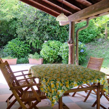 Innen Sommer 5, Rustico Fiorella, Luino, Lago Maggiore, Lombardei, Italien