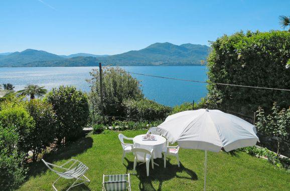 Außen Sommer 1 - Hauptbild, Rustico Morandi, Cannero Riviera, Lago Maggiore, Piemont, Italien