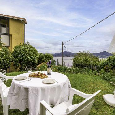 Außen Sommer 2, Rustico Morandi, Cannero Riviera, Lago Maggiore, Piemont, Italien