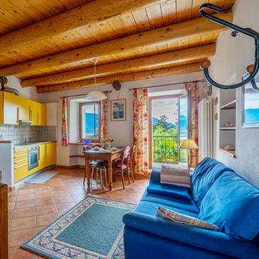 Innen Sommer 5, Rustico Morandi, Cannero Riviera, Lago Maggiore, Piemont, Italien