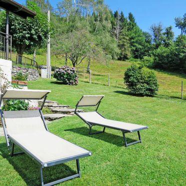 Outside Summer 5, Ferienhaus Baita Lavu, Cannero Riviera, Lago Maggiore, , Italy