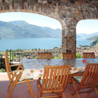 Outside Summer 3, Villa Bellavista, Dongo, Comer See, , Italy