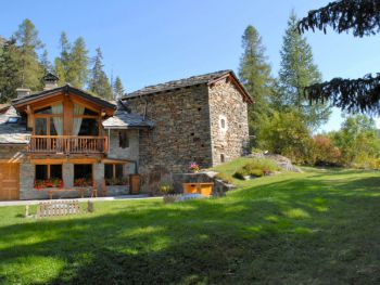 Chalet chez Les Roset - Aostatal - Italien