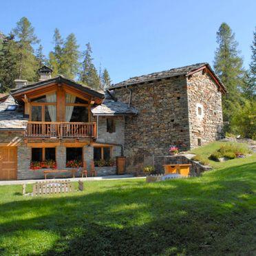 Innen Sommer 1, Chalet chez Les Roset, Arvier, Aostatal, Aostatal, Italien