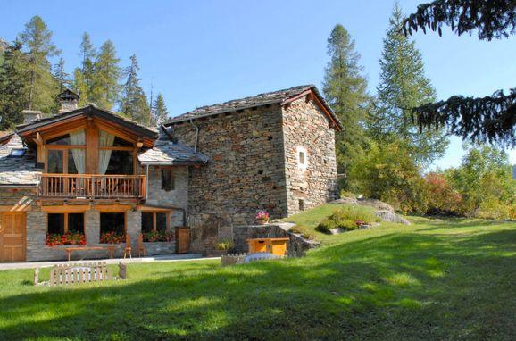 Außen Sommer 1 - Hauptbild, Chalet chez Les Roset, Arvier, Aostatal, Aostatal, Italien