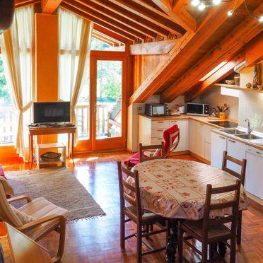 Innen Sommer 5, Chalet chez Les Roset, Arvier, Aostatal, Aostatal, Italien