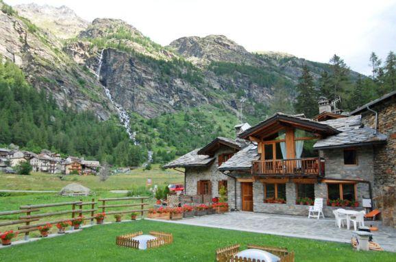 Innen Sommer 17 - Hauptbild, Chalet chez Les Roset, Arvier, Aostatal, Aostatal, Italien