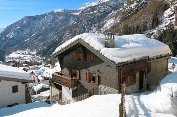 Außen Winter 20 - Hauptbild, Rustico Plen Solei, Valtournenche, Valtournenche, Aostatal, Italien