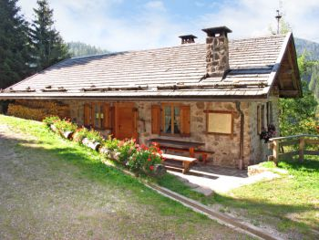 Chalet Baita El Deroch - Trentino-Südtirol - Italien
