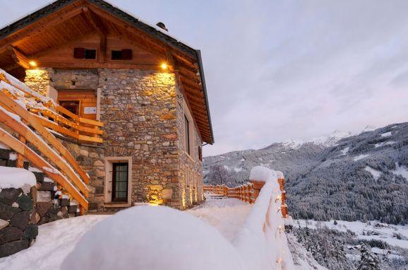 Außen Sommer 1 - Hauptbild, Chalet Paradise, Predazzo, Fiemme Valley, Trentino-Südtirol, Italien