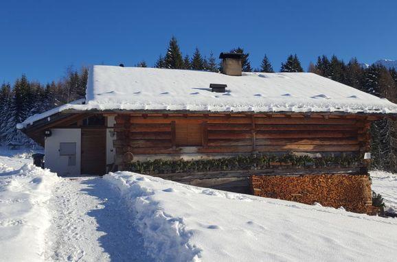 Außen Winter 21 - Hauptbild, Chalet Tabia, Predazzo, Fleimstal, Trentino-Südtirol, Italien