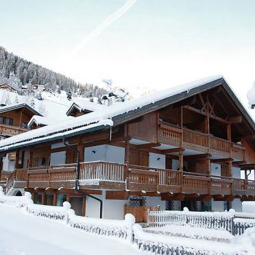 Outside Winter 40, Chalet Cesa Galaldriel, Canazei, Fassa Valley, Alto Adige, Italy