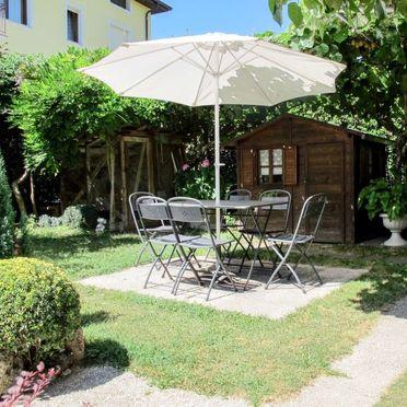 Innen Sommer 2, Ferienhaus Gremes, Lago di Caldonazzo, Trentino-High Adige, Trentino-Südtirol, Italien