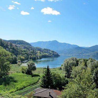 Außen Sommer 3, Villa la Perla del Lago, Lago di Caldonazzo, Trentino-Südtirol, Trentino-Südtirol, Italien