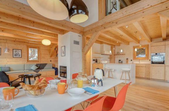 Inside Summer 1 - Main Image, Chalet Penguin Hill, Saint Gervais, Savoyen - Hochsavoyen, Auvergne-Rhône-Alpes, France