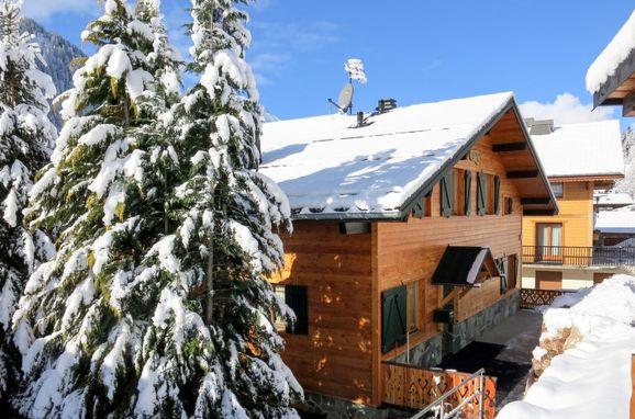 Außen Winter 16 - Hauptbild, Chalet fer à Cheval, Châtel, Savoyen - Hochsavoyen, Auvergne-Rhône-Alpes, Frankreich