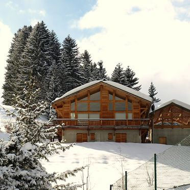 Outside Winter 34, Chalet l'Epachat, Saint Gervais, Savoyen - Hochsavoyen, Rhône-Alpes, France