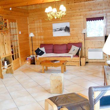 Innen Sommer 2, Chalet du Bulle, Saint Gervais, Savoyen - Hochsavoyen, Auvergne, Frankreich