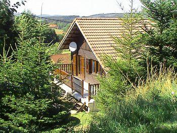 Chalet Gerbepal - Elsass - Frankreich