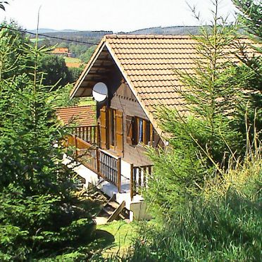 Outside Summer 1 - Main Image, Chalet Gerbepal, Gerbépal, Vogesen, Alsace, France