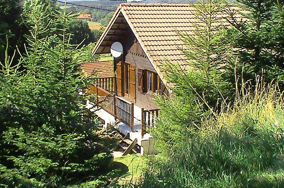 Außen Sommer 1 - Hauptbild, Chalet Gerbepal, Gerbépal, Vogesen, Elsass, Frankreich