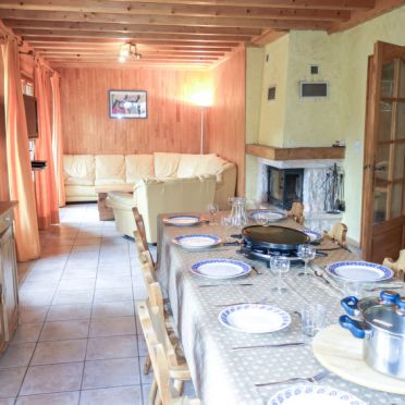 Inside Summer 3, Chalet Mendiaux, Saint Gervais, Savoyen - Hochsavoyen, Rhône-Alpes, France