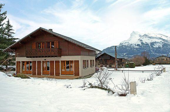 Outside Winter 21, Chalet Mendiaux, Saint Gervais, Savoyen - Hochsavoyen, Rhône-Alpes, France