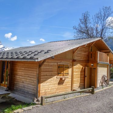 Outside Summer 1 - Main Image, Chalet cosy 2, Saint Gervais, Savoyen - Hochsavoyen, Auvergne-Rhône-Alpes, France