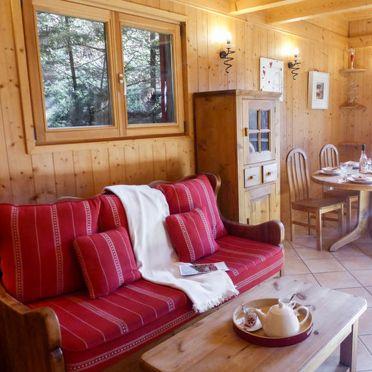 Innen Sommer 4, Chalet Evasion, Chamonix, Savoyen - Hochsavoyen, Auvergne-Rhône-Alpes, Frankreich
