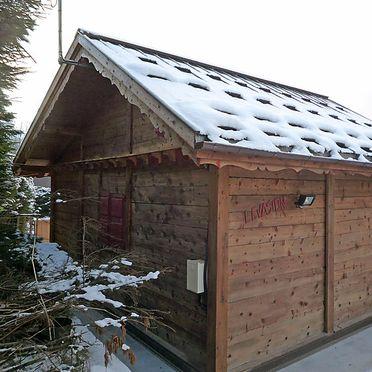 Außen Winter 20, Chalet Evasion, Chamonix, Savoyen - Hochsavoyen, Auvergne-Rhône-Alpes, Frankreich
