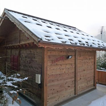 Outside Winter 20, Chalet Evasion, Chamonix, Savoyen - Hochsavoyen, Auvergne-Rhône-Alpes, France