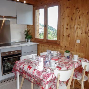 Innen Sommer 5, Chalet Farfadets, Saint Gervais, Savoyen - Hochsavoyen, Auvergne-Rhône-Alpes, Frankreich