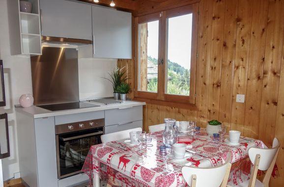Innen Sommer 1 - Hauptbild, Chalet Farfadets, Saint Gervais, Savoyen - Hochsavoyen, Auvergne-Rhône-Alpes, Frankreich