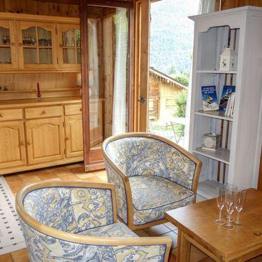 Inside Summer 3, Chalet Farfadets, Saint Gervais, Savoyen - Hochsavoyen, Auvergne-Rhône-Alpes, France