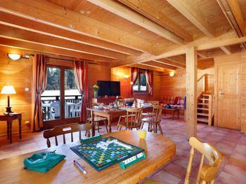 Chalet bois de Champelle - Auvergne-Rhône-Alpes - Frankreich