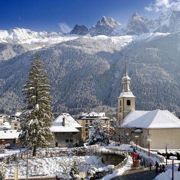 Innen Winter 30, Chalet Malo, Chamonix, Savoyen - Hochsavoyen, Auvergne-Rhône-Alpes, Frankreich