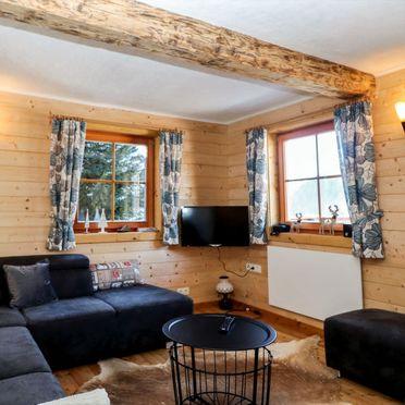 Innen Sommer 2, Felsenhütte in Kärnten, Bad Kleinkirchheim, Kärnten, Kärnten, Österreich