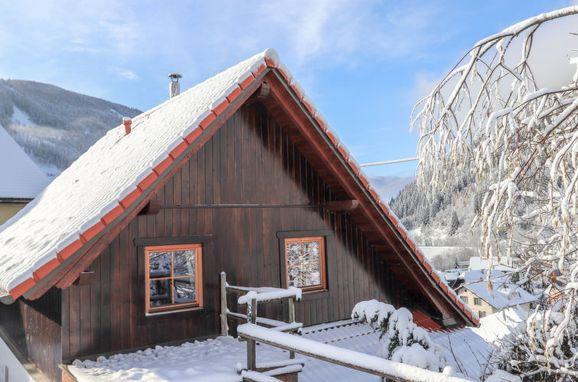 Außen Winter 27 - Hauptbild, Felsenhütte in Kärnten, Bad Kleinkirchheim, Kärnten, Kärnten, Österreich
