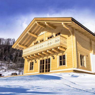 Außen Winter 22, Chalet Glockner, Heiligenblut, Kärnten, Kärnten, Österreich