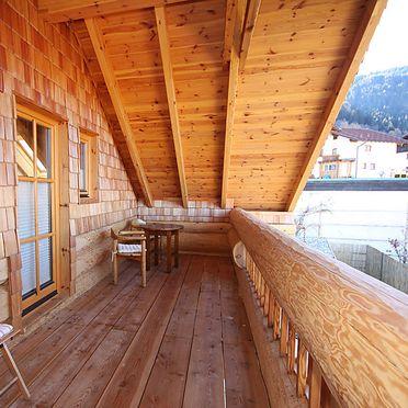 Außen Winter 31, Blockhütte Karin, Axams, Tirol, Tirol, Österreich