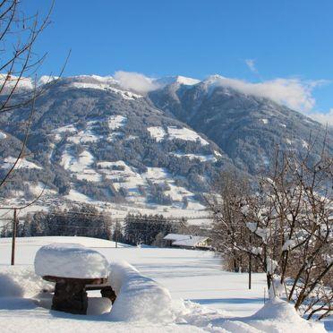 Außen Winter 20, Chalet Auhäusl, Fügen, Zillertal, Tirol, Österreich