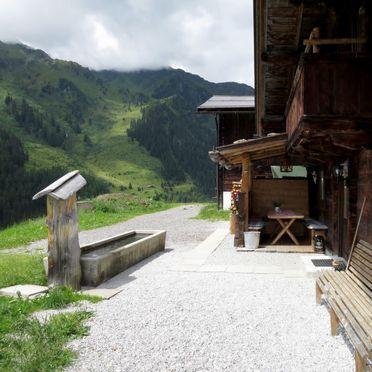 Outside Summer 2, Chalet Simon, Mayrhofen, Zillertal, Tyrol, Austria