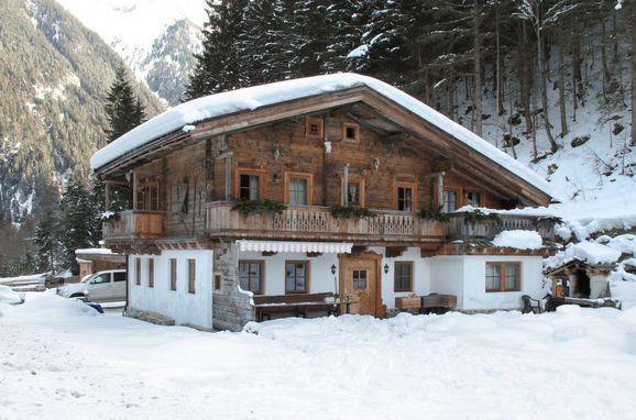 Outside Winter 23 - Main Image, Chalet Gais, Mayrhofen, Zillertal, Tyrol, Austria